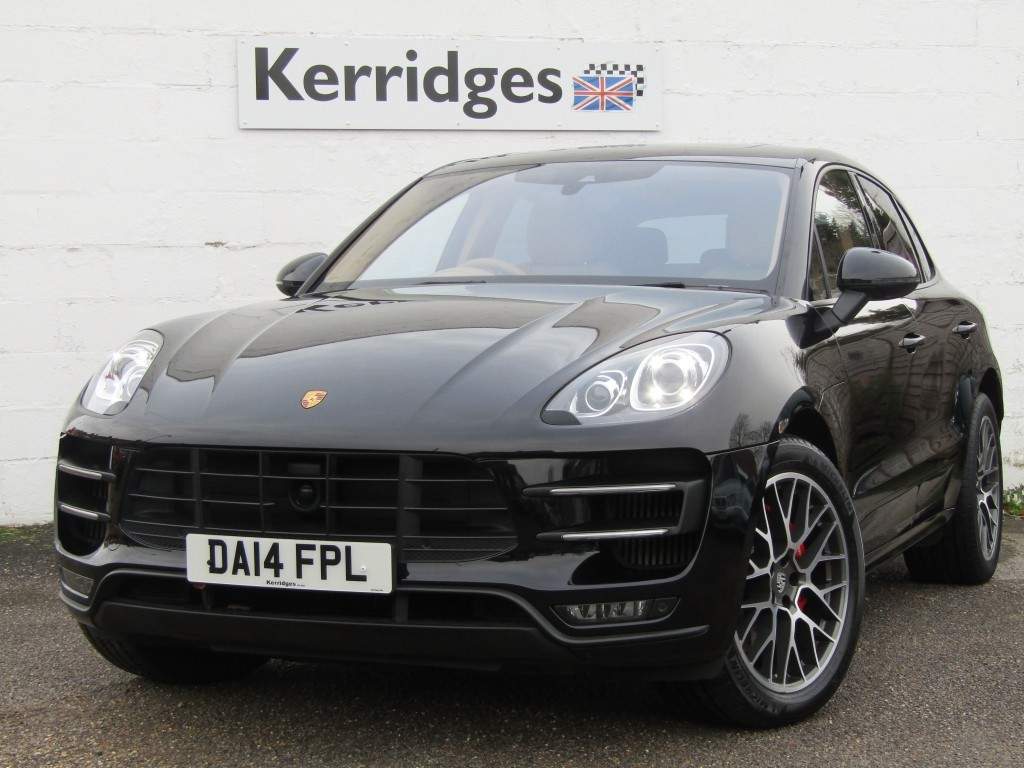 used Porsche Macan 3.6 Turbo PDK in suffolk