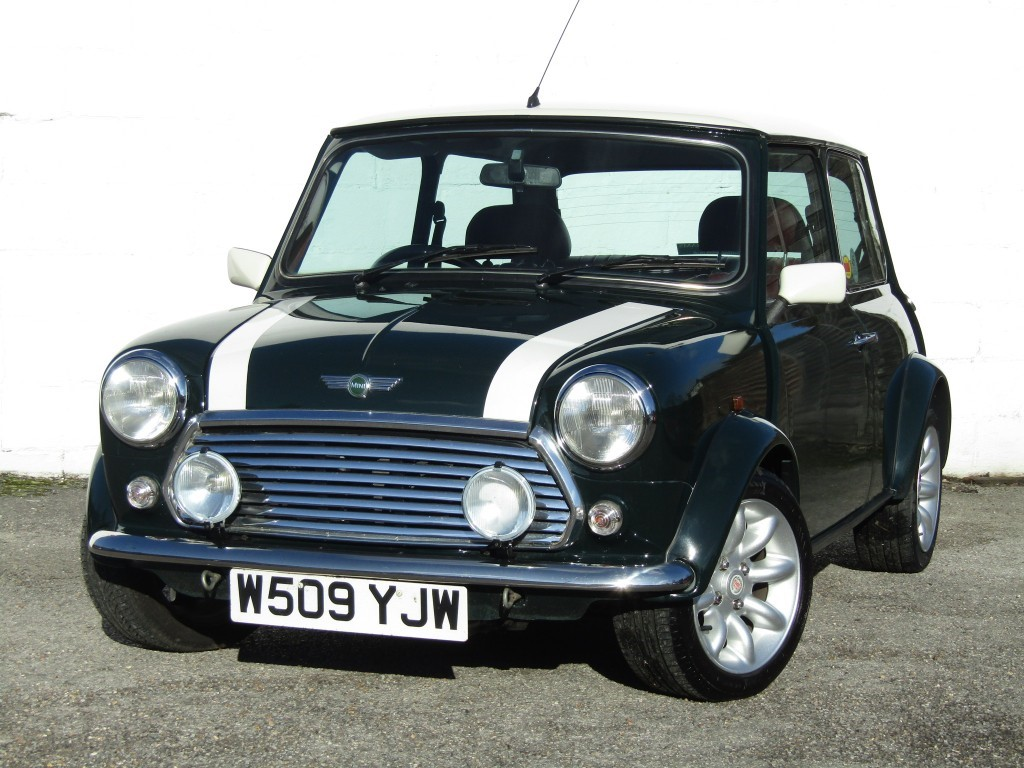 Used Rover Mini For Sale Ipswich Suffolk