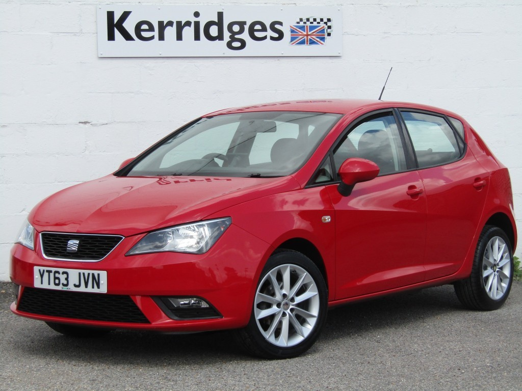 used SEAT Ibiza 1.4 Toca 5 door in suffolk