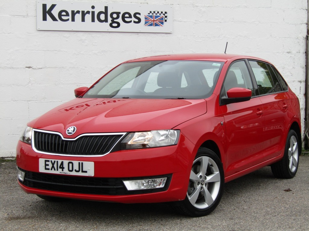 used Skoda Rapid Spaceback 1.2 TSi Elegance [105] 5 door in suffolk
