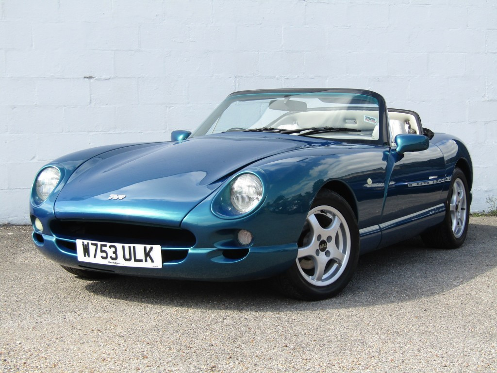 used TVR Chimaera 4.0 in suffolk