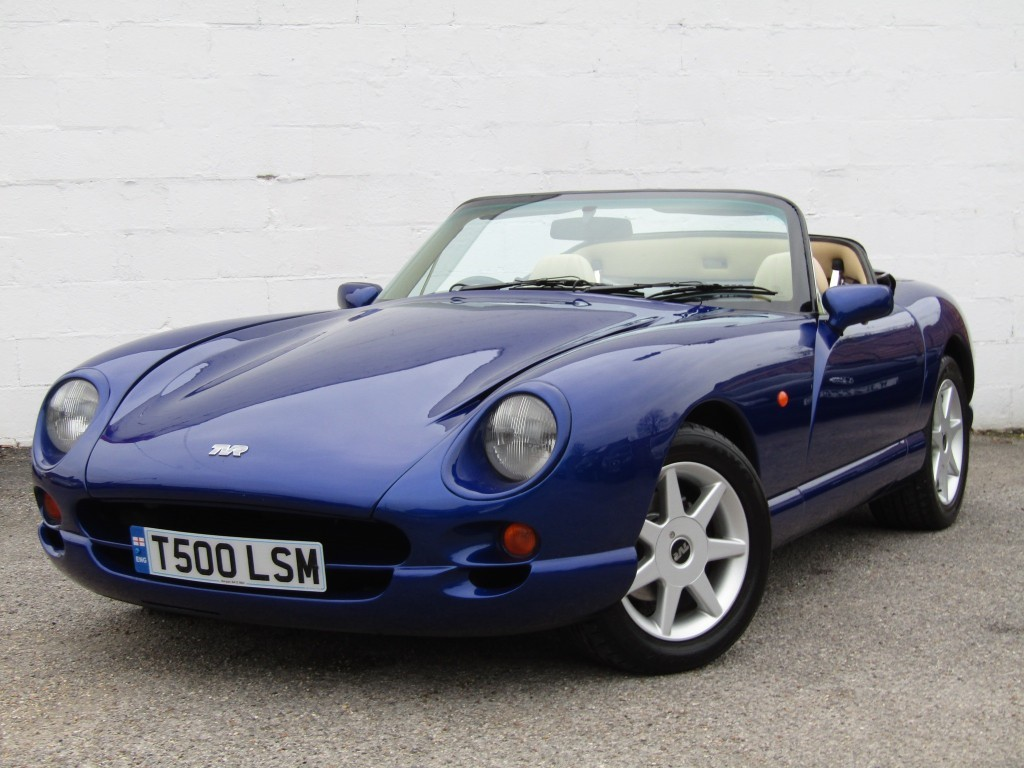 used TVR Chimaera 5.0 in suffolk