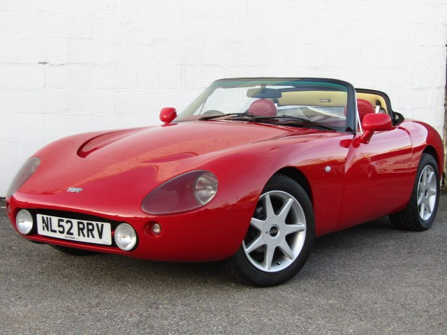 used TVR Griffith 500 SE in suffolk
