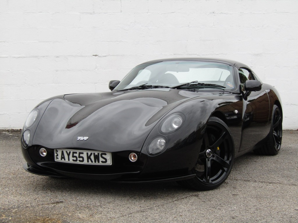 used TVR Tuscan S II in suffolk