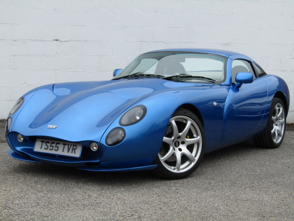 used TVR Tuscan II in suffolk