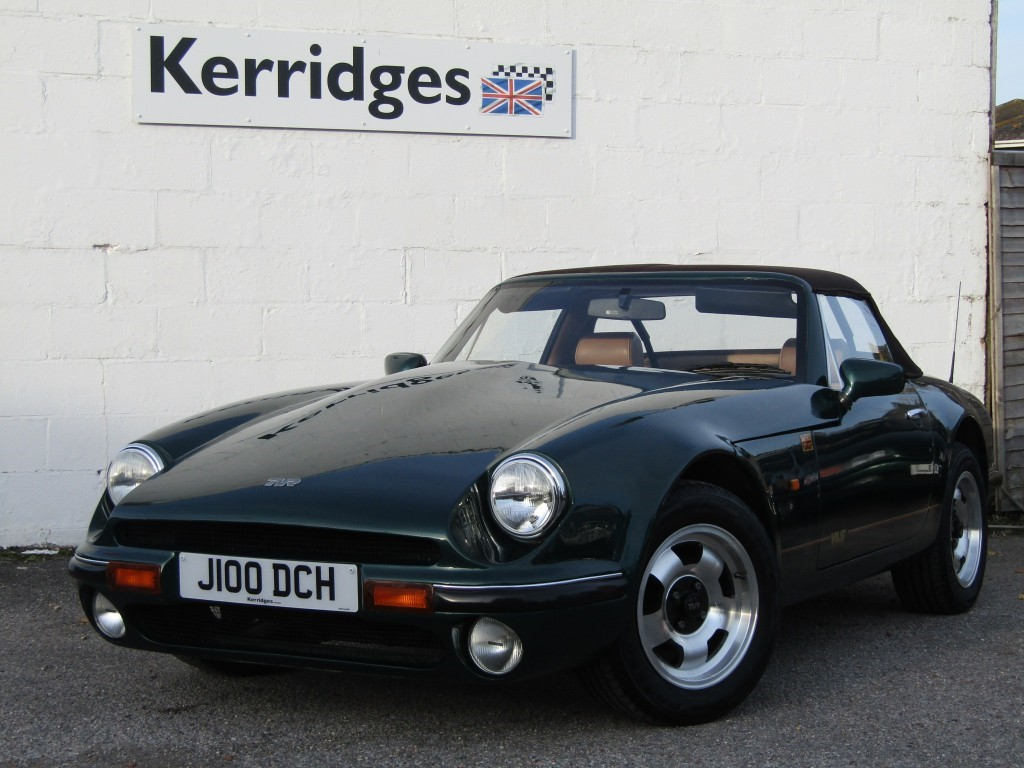 used TVR V8 S in suffolk