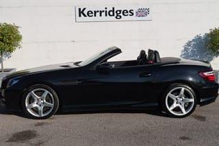 Mercedes SLK250 for sale in Ipswich, Suffolk