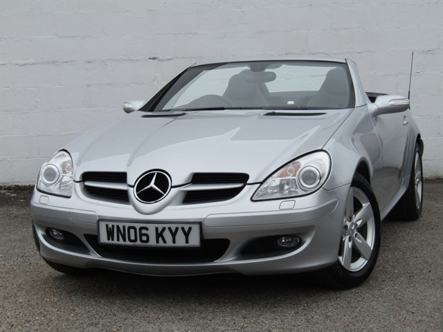 Mercedes SLK280 for sale