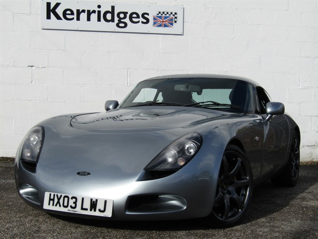 TVR T350 for sale