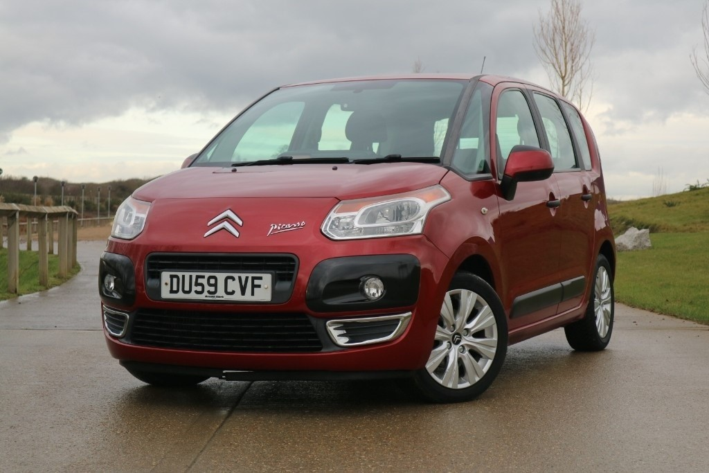 used Citroen C3 Picasso HDI VTR PLUS PICASSO in essex