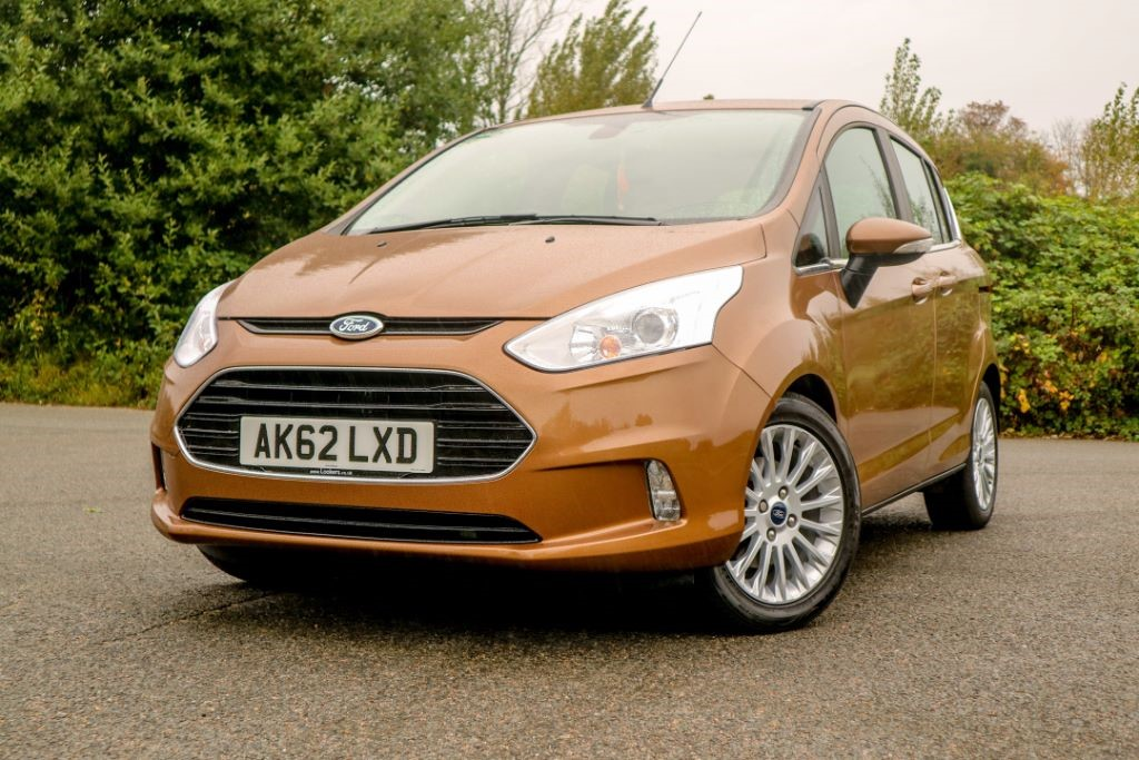used Ford B-Max TITANIUM in essex