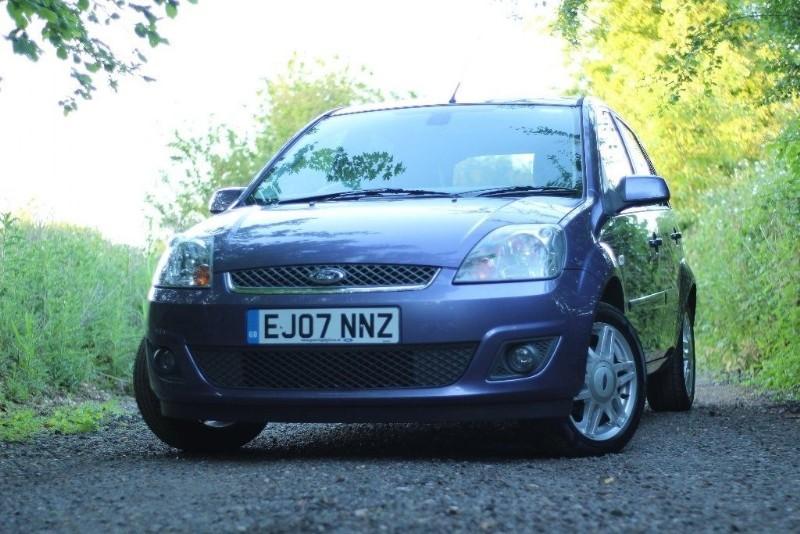used Ford Fiesta Ghia in essex