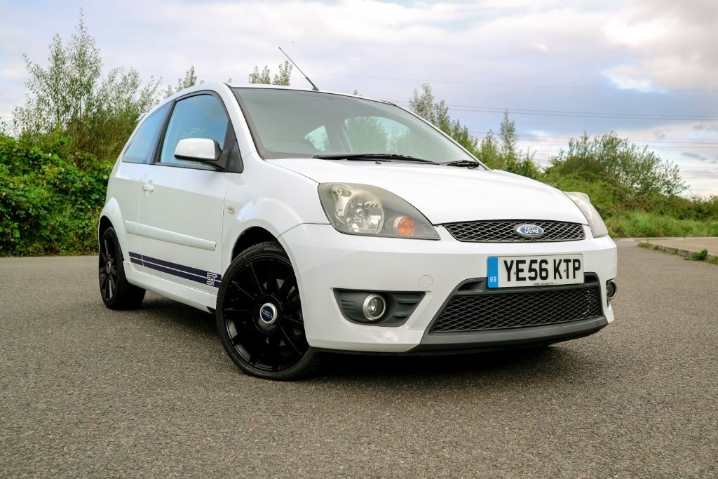 used Ford Fiesta ST 16V in essex