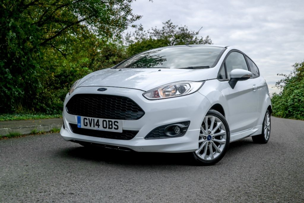 used Ford Fiesta ZETEC S in essex