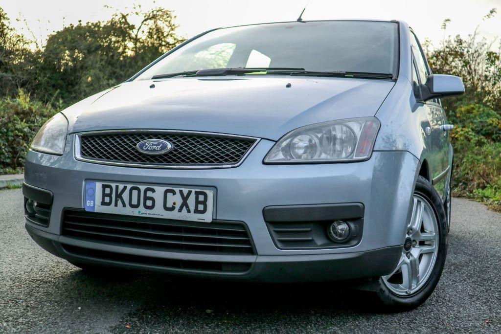 used Ford Focus C-Max ZETEC in essex