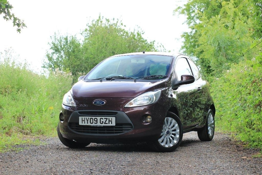 used Ford KA Zetec in essex