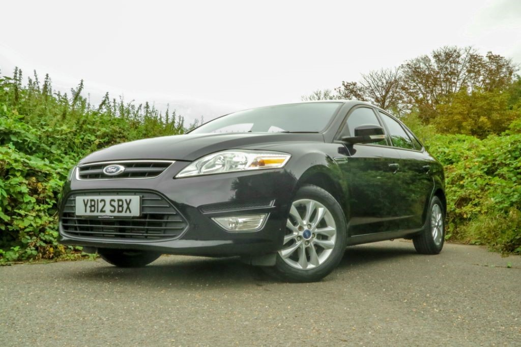 used Ford Mondeo ZETEC in essex