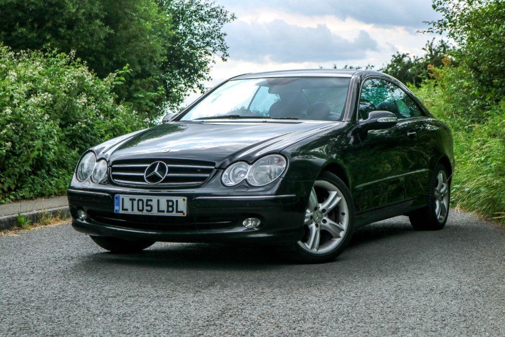 used Mercedes 270 CLK CLK270 CDI AVANTGARDE in essex