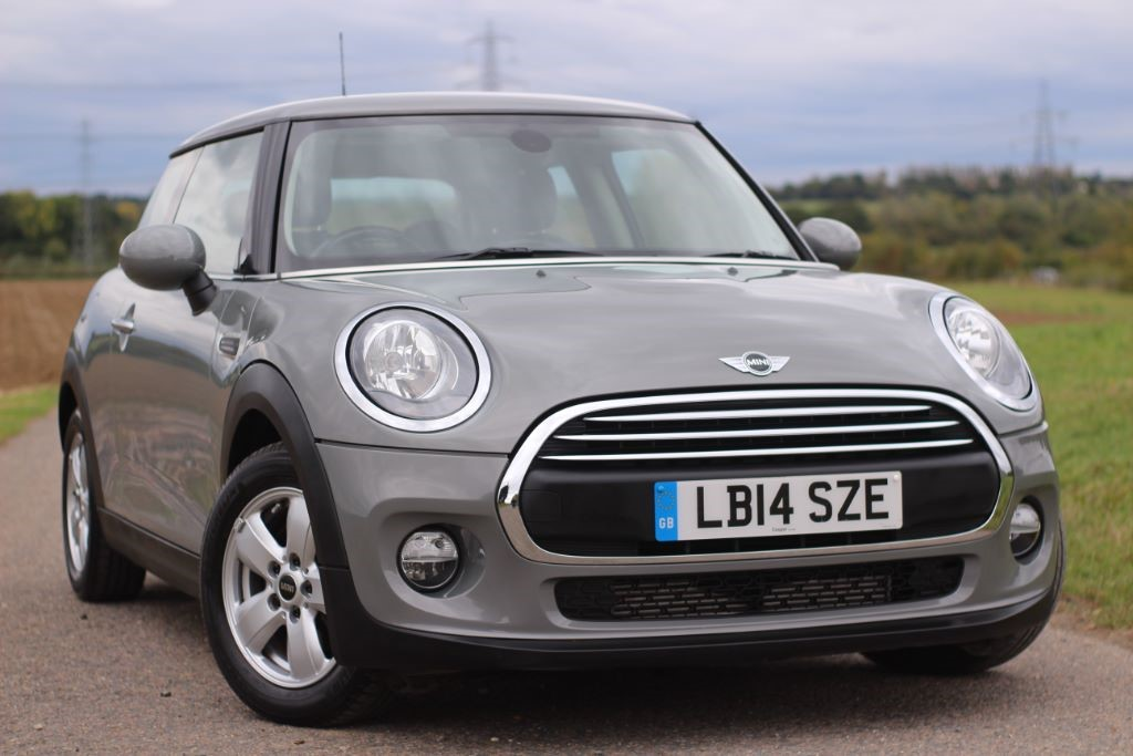 used MINI Hatch ONE D in essex