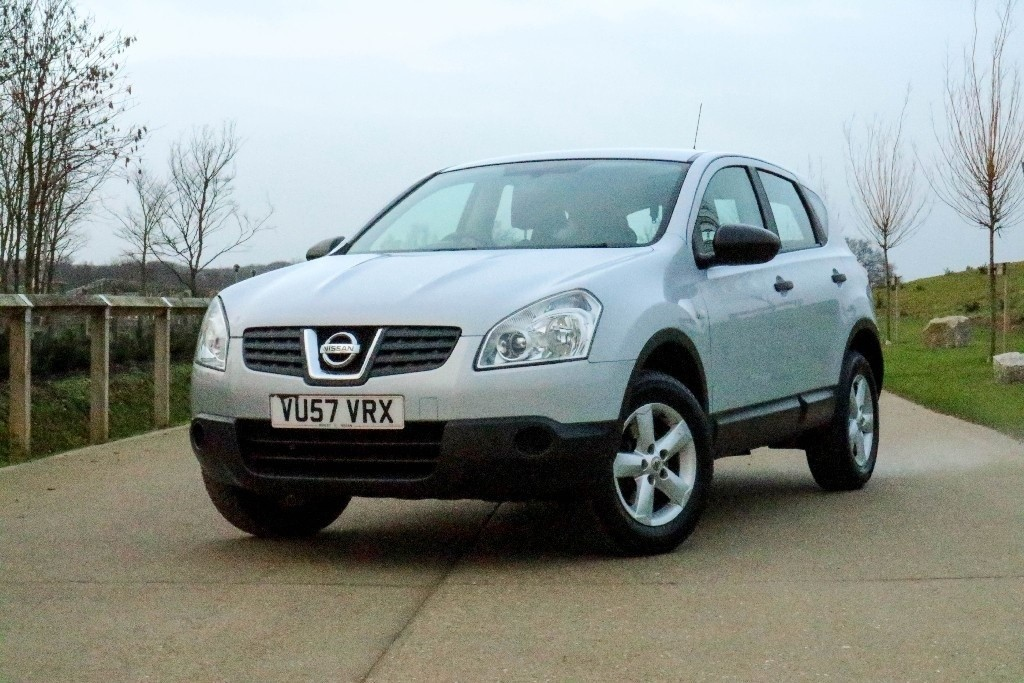 used Nissan Qashqai VISIA in essex