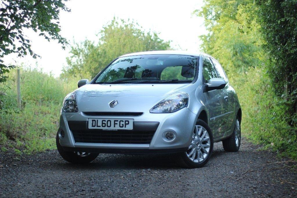used Renault Clio Dynamique in essex