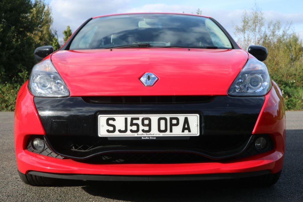 used Renault Clio RENAULTSPORT in essex