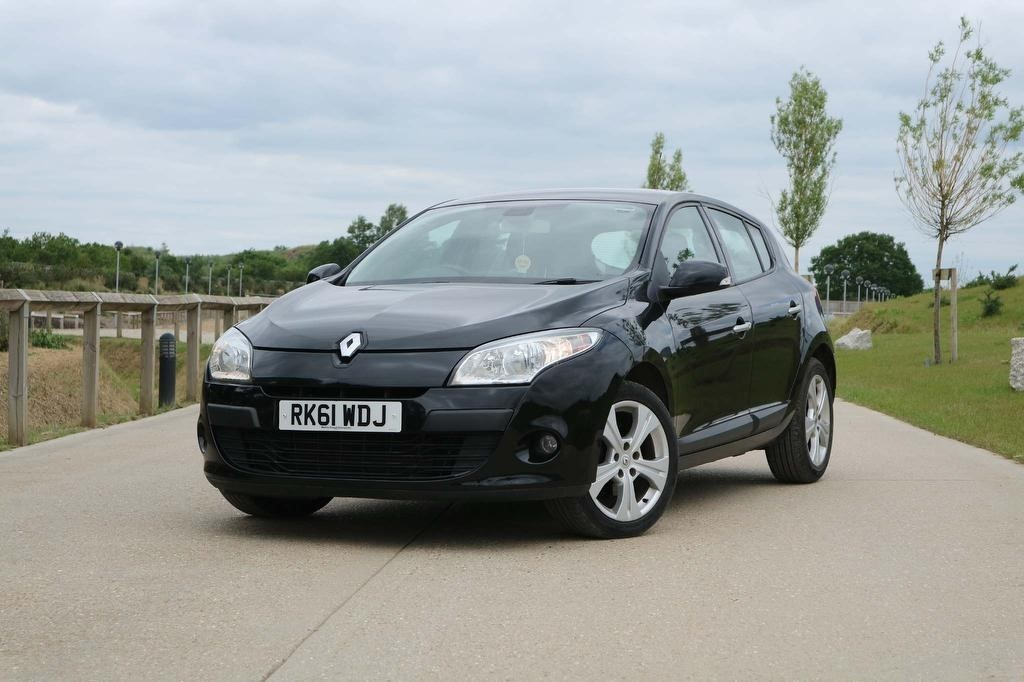used Renault Megane DYNAMIQUE TOMTOM DCI in essex