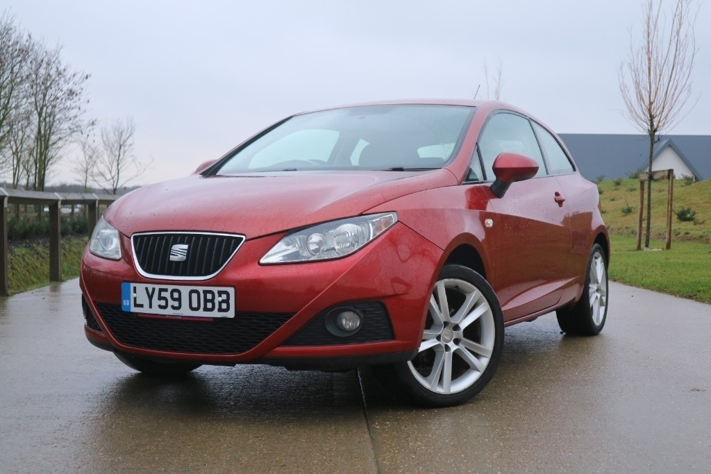 used SEAT Ibiza SPORT in essex