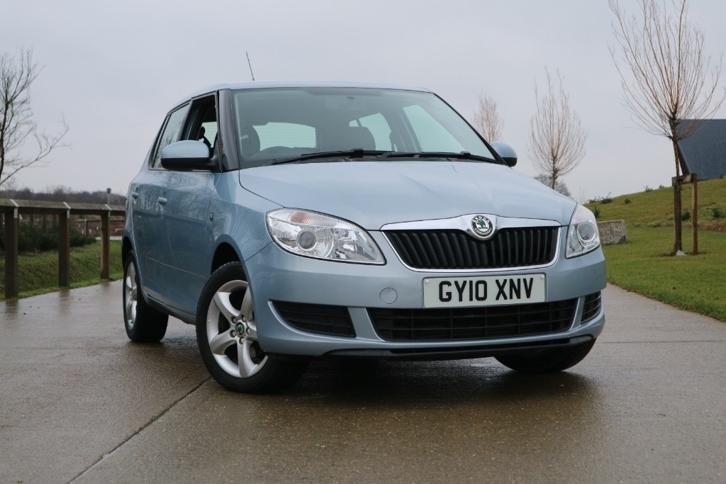 used Skoda Fabia SE TDI CR in essex