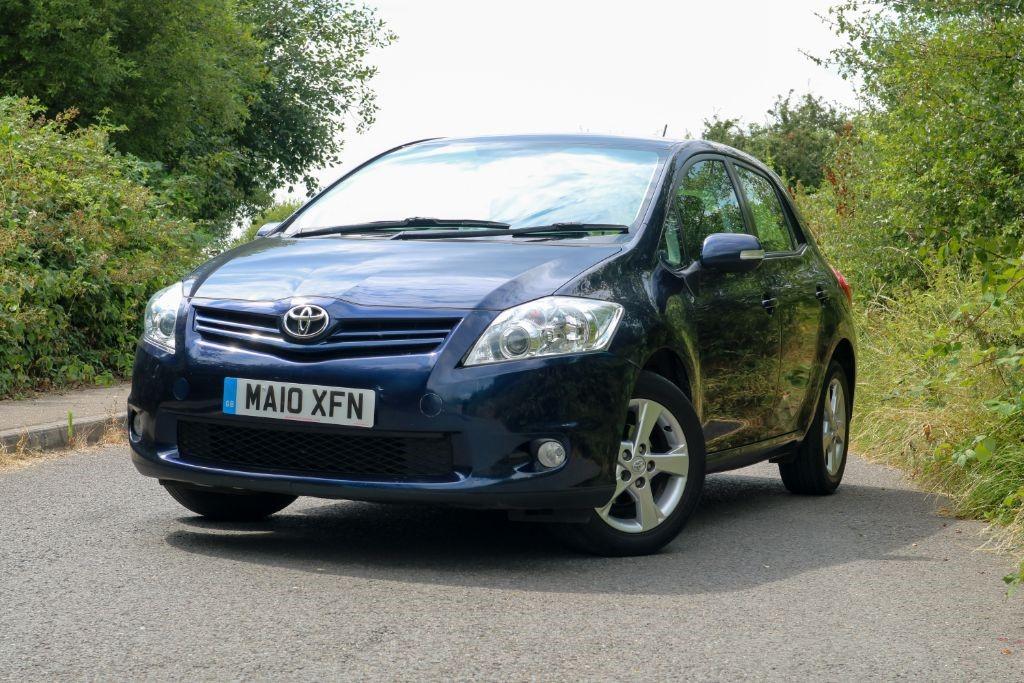 used Toyota Auris TR VALVEMATIC in essex
