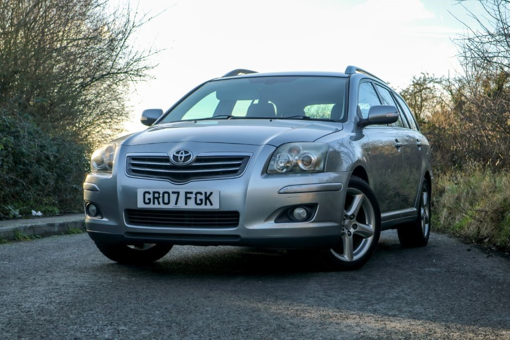 used Toyota Avensis T180 D-4D in essex