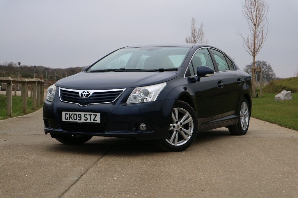 used Toyota Avensis D-4D T4 in essex