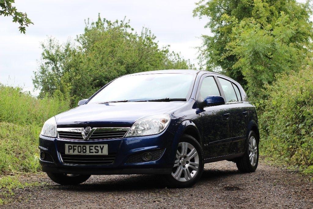 used Vauxhall Astra Elite in essex
