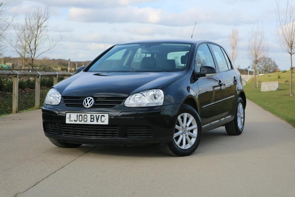 used VW Golf Match in essex