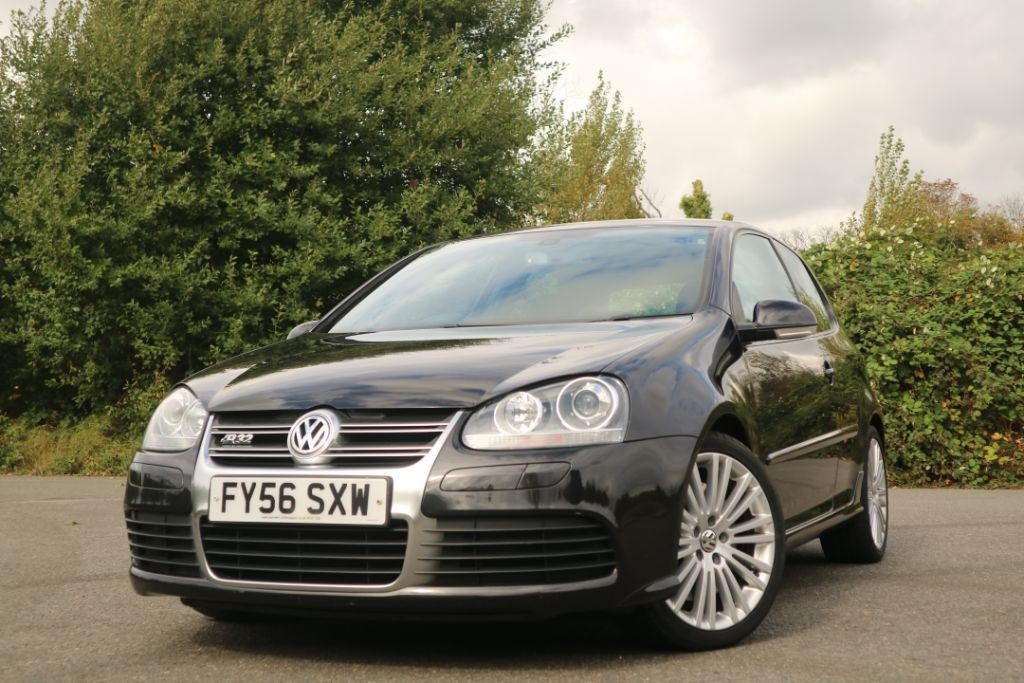 used VW Golf R32 DSG in essex