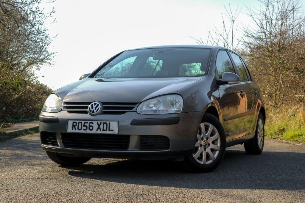 used VW Golf SE FSI in essex