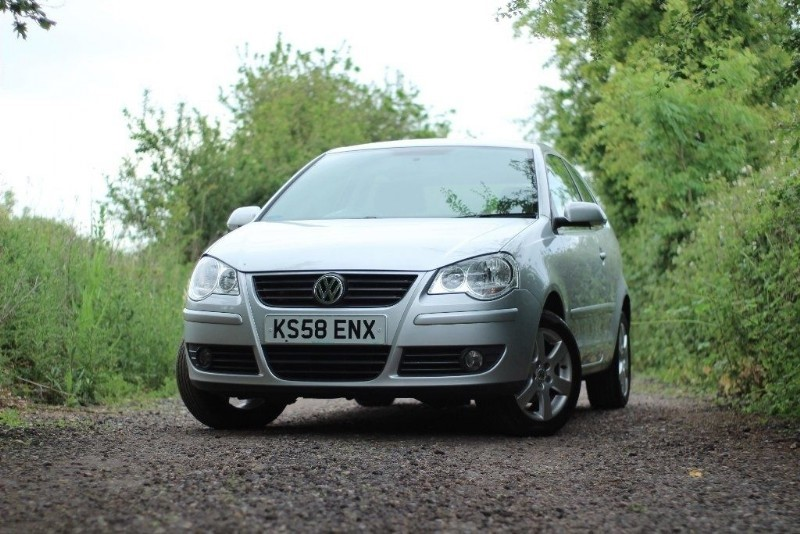 used VW Polo Match 60 in essex