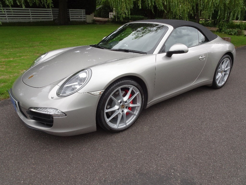 used Porsche 911 CARRERA S PDK in chobham-surrey
