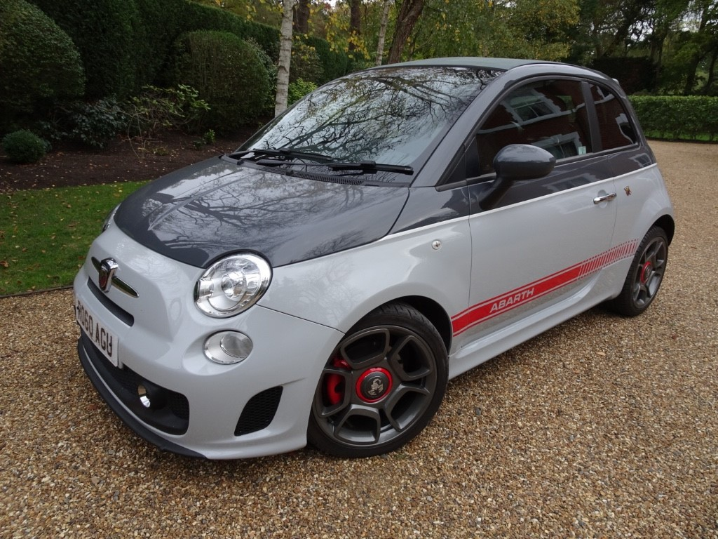 used Abarth 500 C ABARTH in chobham-surrey