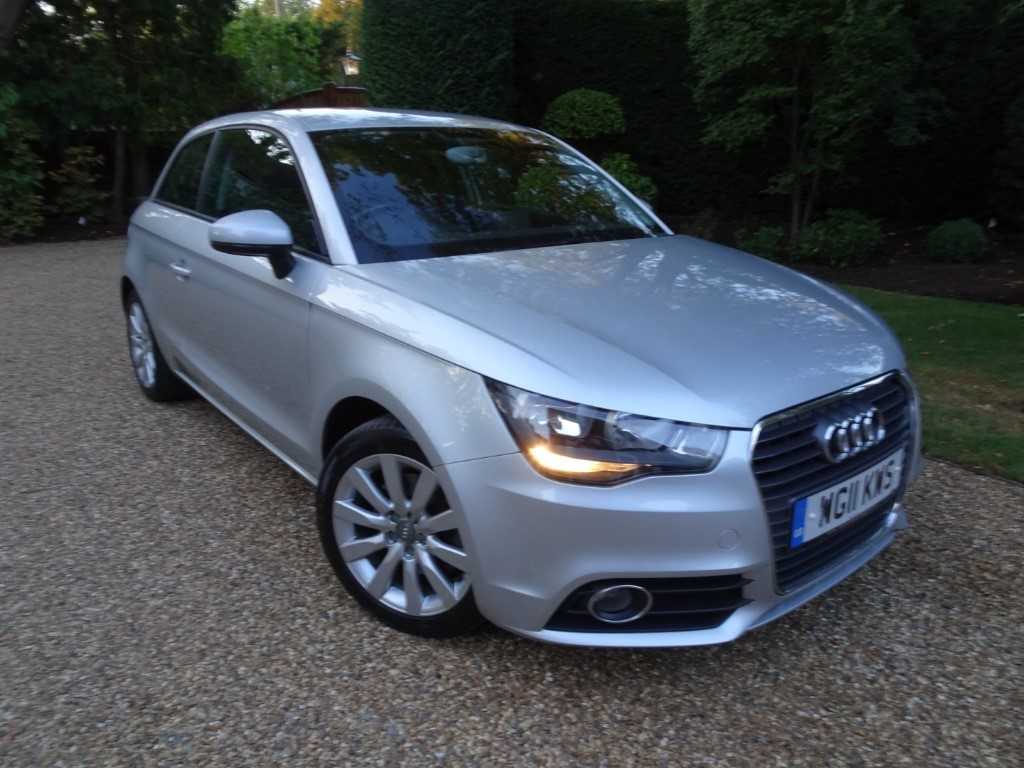 used Audi A1 TFSI SPORT in chobham-surrey