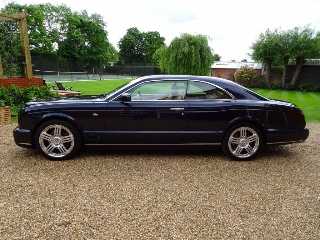 used Bentley Brooklands AUTO in chobham-surrey