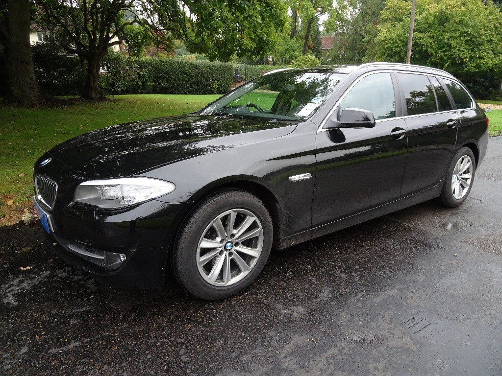 used black bmw 520d for sale surrey. Black Bedroom Furniture Sets. Home Design Ideas