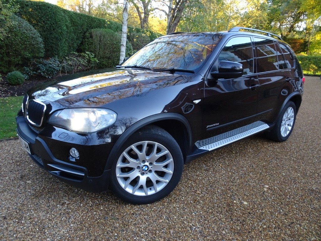 used BMW X5 XDRIVE30D SE in chobham-surrey