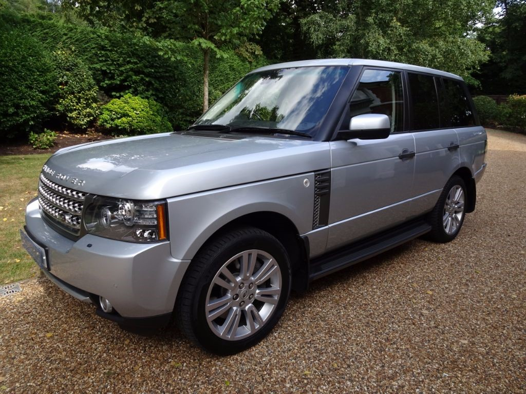 used Land Rover Range Rover TDV8 VOGUE in chobham-surrey