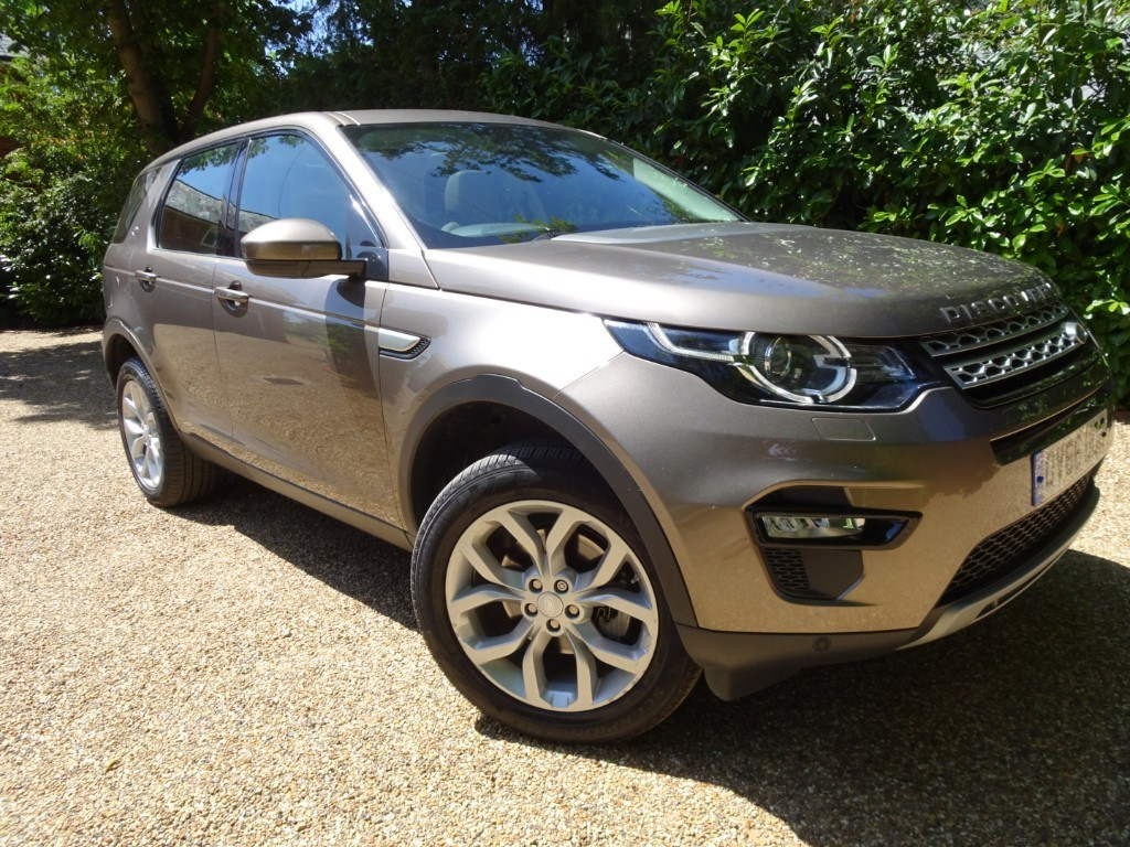 Land Rover Discovery Sport Wood Motor Company Ltd Surrey