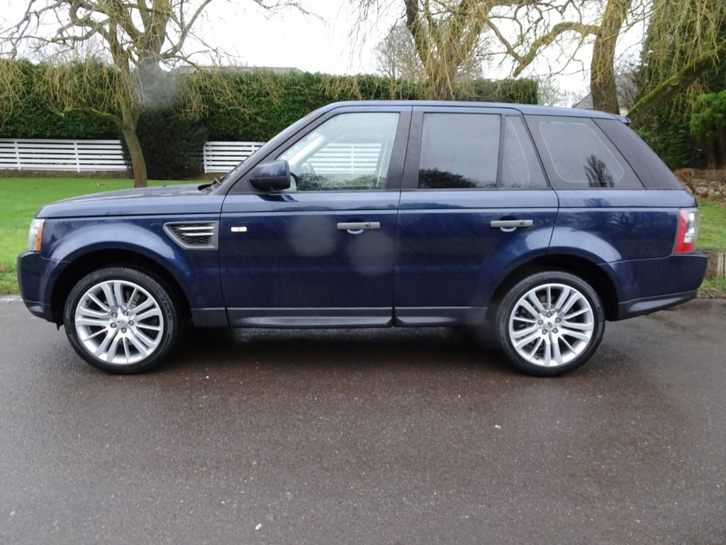 used Land Rover Range Rover Sport TDV6 HSE in chobham-surrey