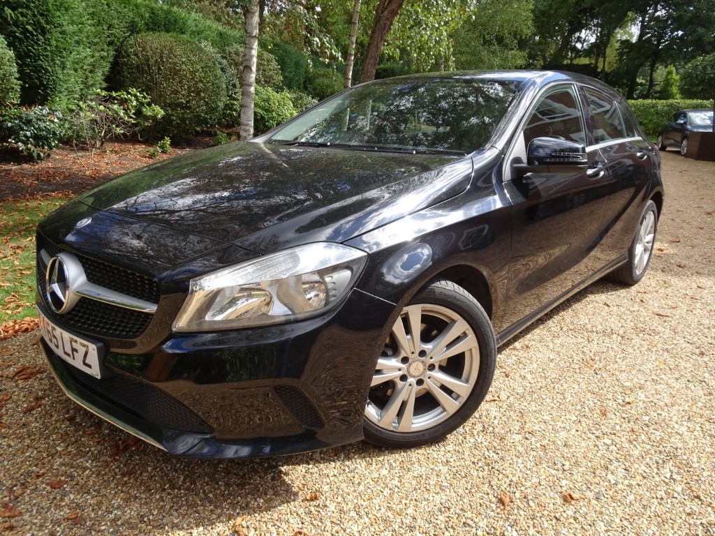 used Mercedes A180 A 180 SPORT in chobham-surrey