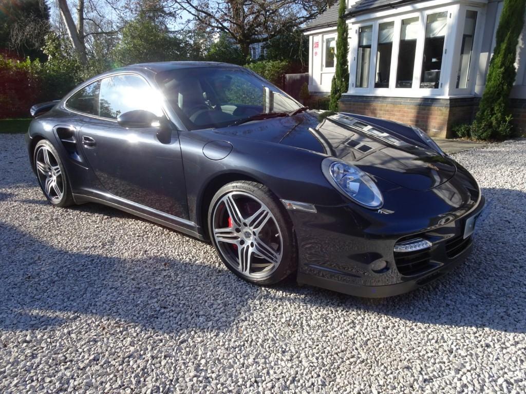 used Porsche 911 TURBO TIPTRONIC S in chobham-surrey
