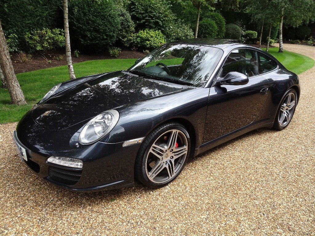 used Porsche 911 CARRERA 4S PDK in chobham-surrey