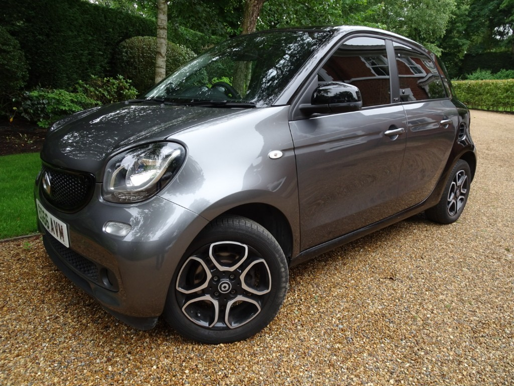 used Smart Car Forfour PRIME in chobham-surrey